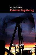 Pdf Working Guide to Reservoir Engineering