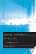Philosophy of Dance Book