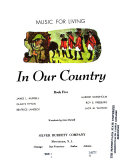 Music for Living  In our country