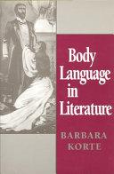 Body Language in Literature