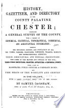 History  Gazetteer  and Directory of Shropshire