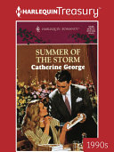 Summer of the Storm Book