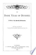 The dark year of Dundee  by the author of  Sunset in Provence
