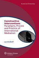 Constructive Interventions