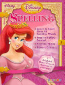 Disney Princess Spelling