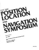 IEEE 2000 Position Location and Navigation Symposium