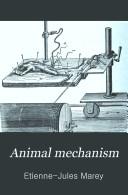 Animal mechanism