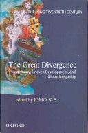 The Great Divergence Book