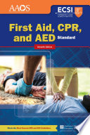 Standard First Aid  CPR  and AED Book PDF