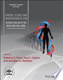 Forensic Science and Humanitarian Action Book