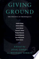 Giving Ground Book PDF