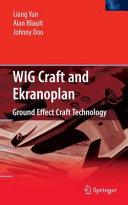 WIG Craft and Ekranoplan [Pdf/ePub] eBook