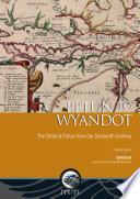 Free Download Petun to Wyandot Book