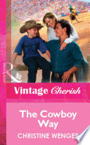 The Cowboy Way  Mills   Boon Vintage Cherish