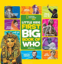 Little Kids First Big Book of who Book PDF