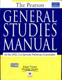 The Pearson General Studies Manual 2009  1 e
