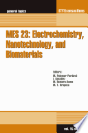 MES 23  Electrochemistry  Nanotechnology  and Biomaterials Book