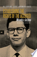 Establishing the Rights of the Accused Book Online