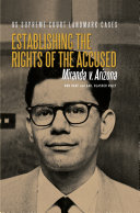 Establishing the Rights of the Accused ebook