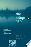 The Integrity Gap