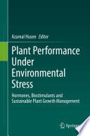 Plant Performance Under Environmental Stress Book
