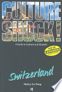 Culture Shock! Switzerland