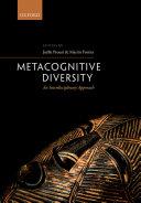 Metacognitive Diversity