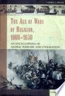 The Age Of Wars Of Religion 1000 1650