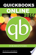 Quickbooks Online 2016 for Beginners