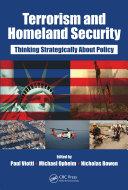 Terrorism and Homeland Security Pdf/ePub eBook
