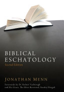 Biblical Eschatology, Second Edition Pdf/ePub eBook