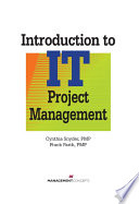 Introduction To It Project Management Book PDF