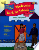Complete Welcome Back to School Book  ENHANCED eBook