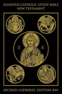 Ignatius Catholic Study Bible New Testament