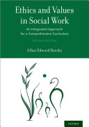 Ethics and Values in Social Work Pdf/ePub eBook