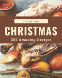 365 Amazing Christmas Recipes