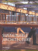 Sustainable Architecture Book