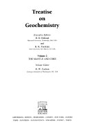 Treatise on Geochemistry  The mantle and core