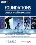 Cover of Foundations of Energy Risk Management