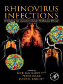 Rhinovirus Infections Pdf/ePub eBook
