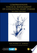 Comprehensive Surgical Management Of Congenital Heart Disease Book PDF