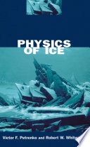 Physics of Ice Book