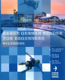 First German Reader for beginners: bilingual for speaker of English