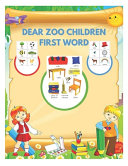 Dear Zoo Children First Word