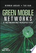Green Mobile Networks Book
