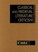 Classical & Medieval Literature Criticism
