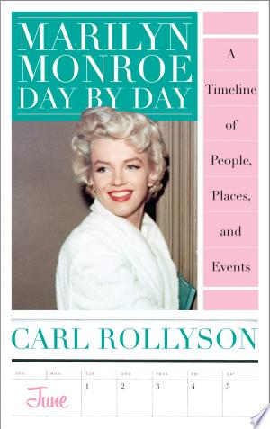 Marilyn Monroe Day by Day Ebook - mrbookers