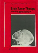Brain Tumor Therapy