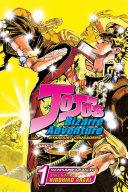 JoJo's Bizarre Adventure: Part 3--Stardust Crusaders (single volume), Vol. 1