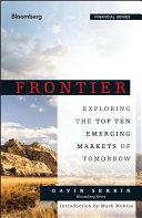 Frontier ebook